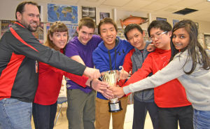 CMS returning to National Science Bowl
