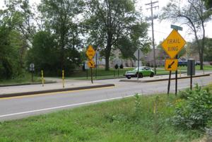 Trail crossing changes on hold