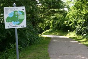 Lakefront Park trails to close Aug. 29