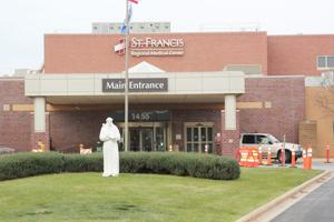 St. Francis expansion will change face of hospital