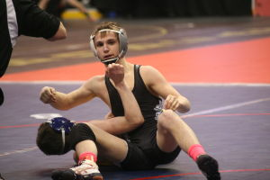 Five Panthers win in first round
