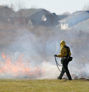 Tribe starts prescribed burns on and off reservation