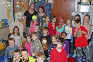 Orono's Urick honored as Teacher of the Week