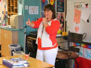 Best in class: Hidden Valley teacher wins District 191 Teacher of Year