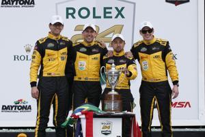 JDC-Miller MotorSports scores breakthrough win at Daytona International Speedway