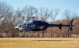 With a base in Marion, Wings Air Rescue ...