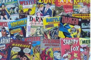 Vintage Comics show returns for 17th year