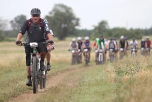W100K mountain bike ride