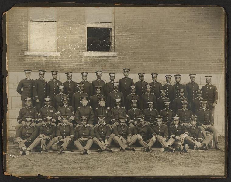 Buffalo soldiers essay