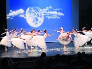 Ballet at the CAC