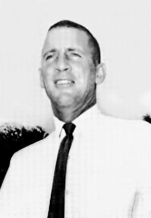 Coach Hugh Marshall (Sonny) Sullivan