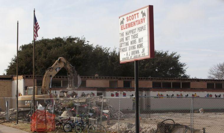 Scott Elementary Renovation