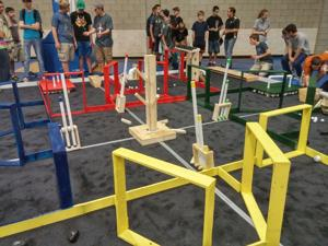 Robot obstacles