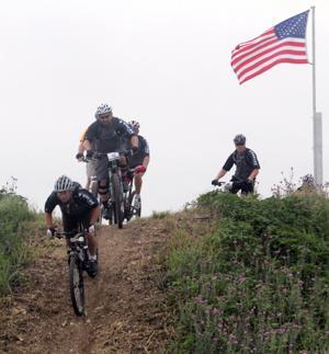 W100K Wounded Warrior Bike Ride