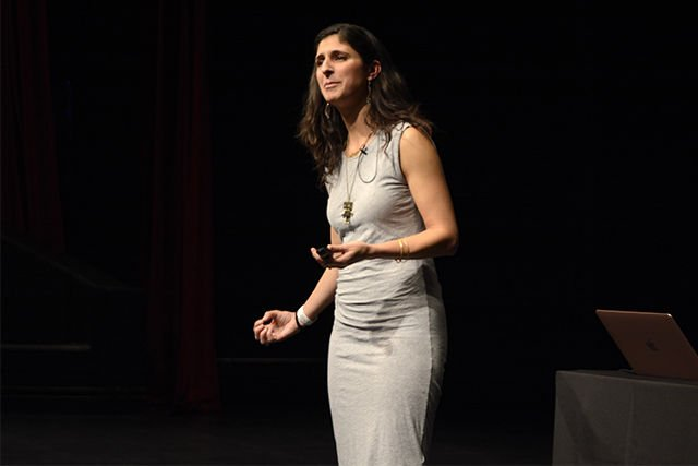 TED fellow, biologist talks about healthcare innovations ...