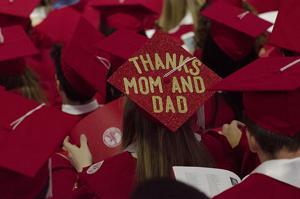 2015 Graduation Caps