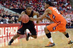 Men's Basketball vs. Clemson