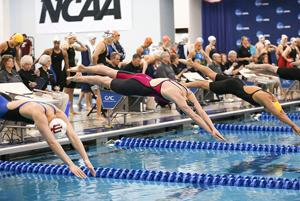 Women's Swimming and Diving NCAA Nationals