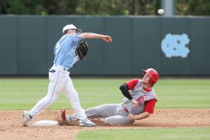 Baseball at No. 22 North Carolina