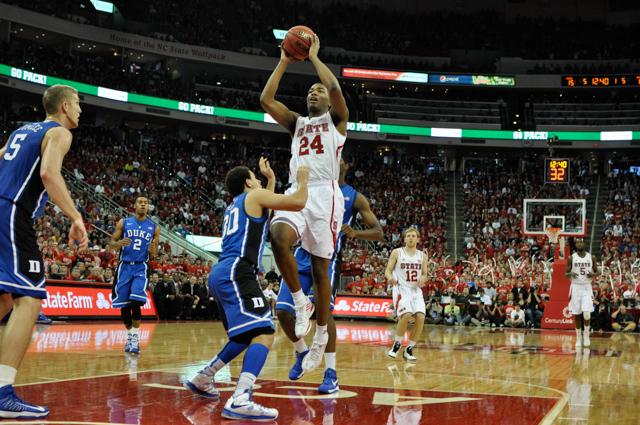 Men's Basketball vs. Duke