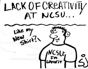 N.C. State's lack of creativity