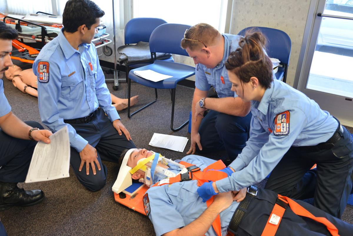 emergency medical technician and high school The purpose of this document is to propose guidelines to ensure quality and consistency in emergency medical technician-basic (emt-b) programs offered in high schools.