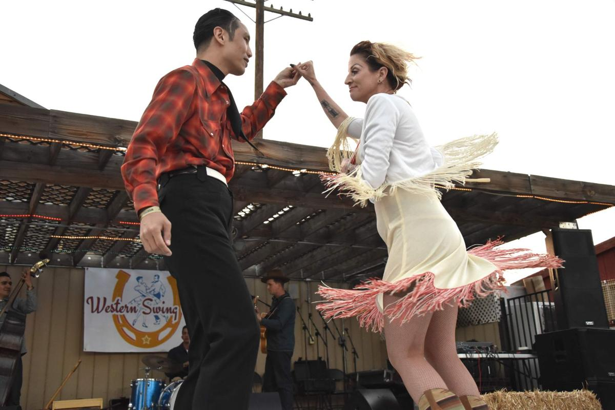 PHOTO GALLERY: Swinging into Memorial Day in Tehachapi at the Western Swing Out