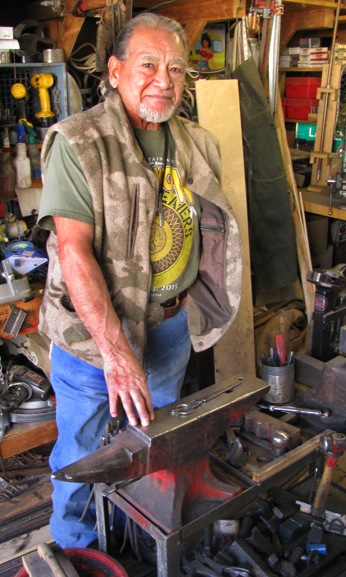 Pen in Hand #1377 - Chema the Blacksmith 1.jpg