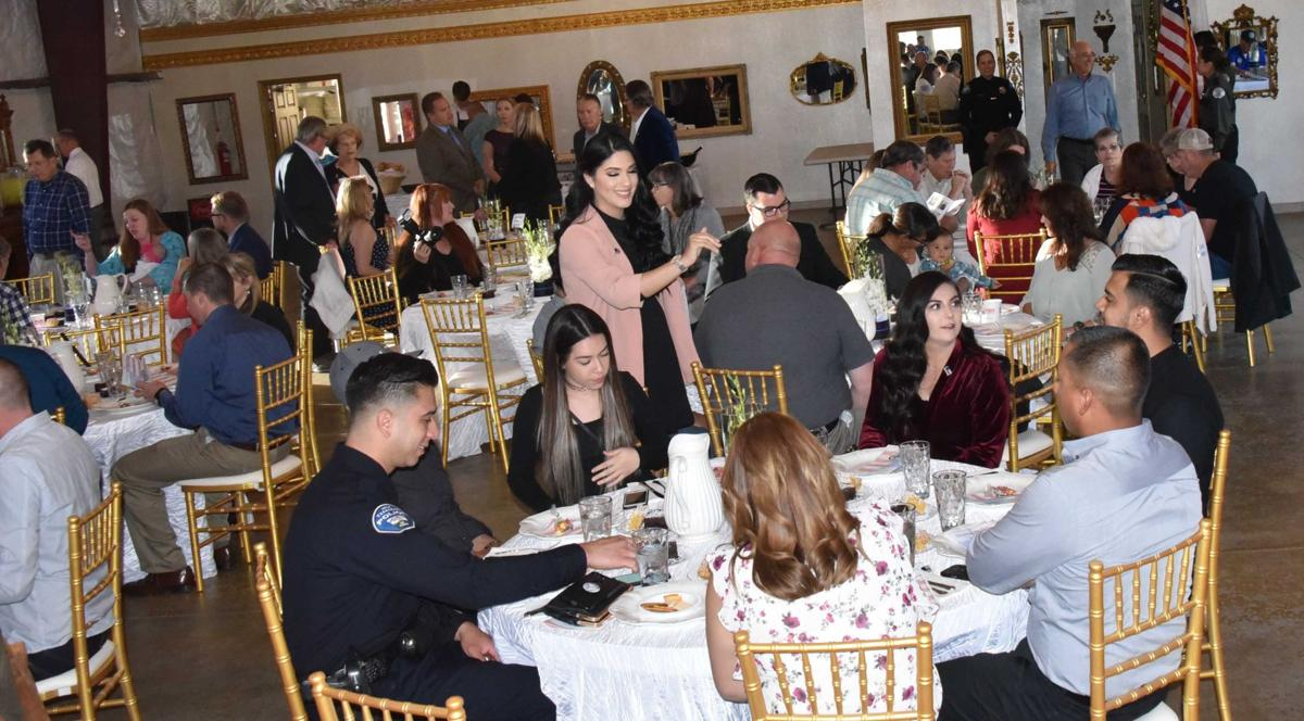 Tehachapi Police Foundation Honors Four For Contributions To The Thin Blue Line News