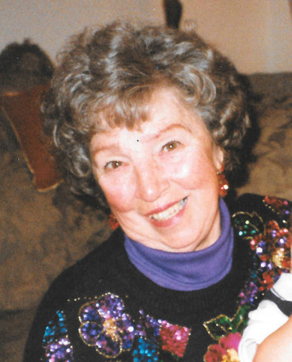 Lucille Marie Beeler, Nov. 6, 1924 - Nov. 24, 2016
