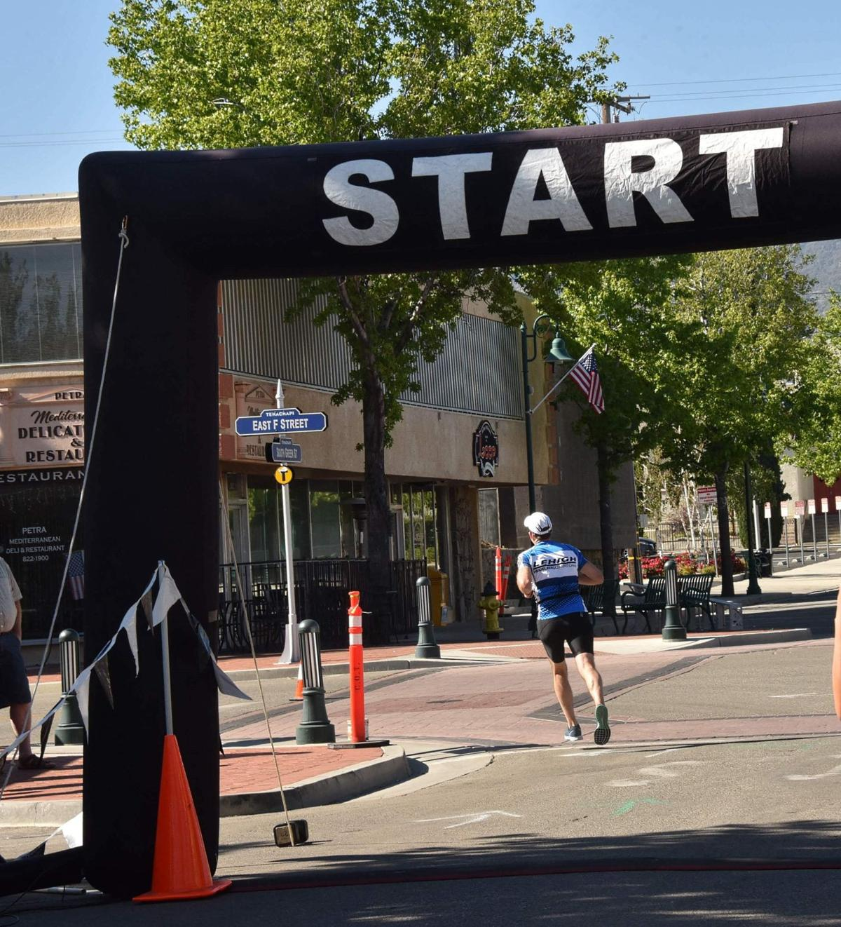 Photo gallery duathlon challenges athletes in tehachapi