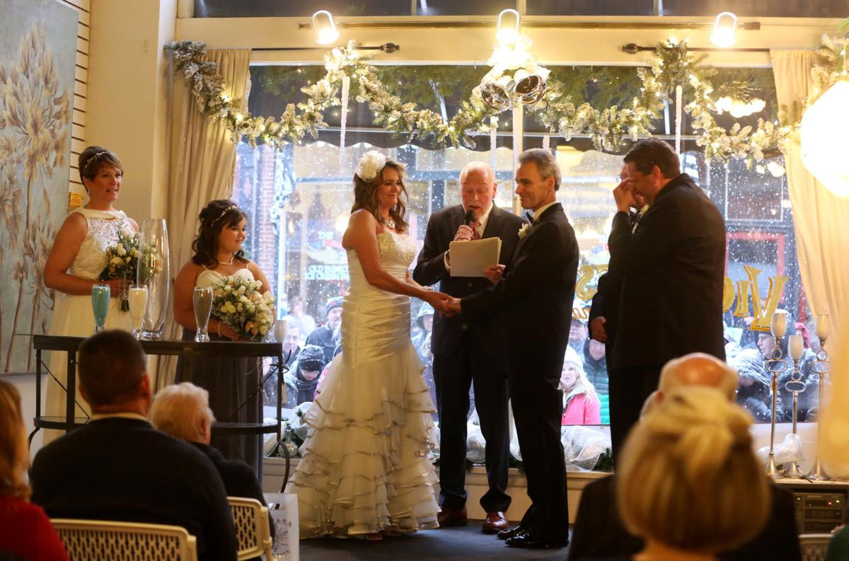 Galena wedding a storybook ending to couple 39 s difficult for A storybook ending bridal prom salon