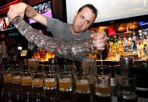 Bartender Shootout