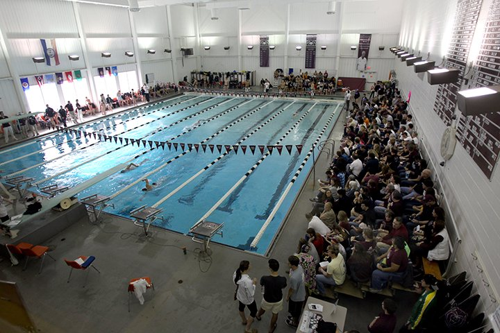 Swimming Vs Truman State Gallery The