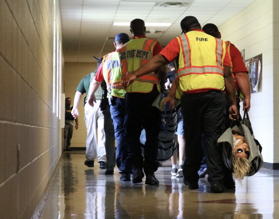 Zachary Police, other first responders practice response to school shooting