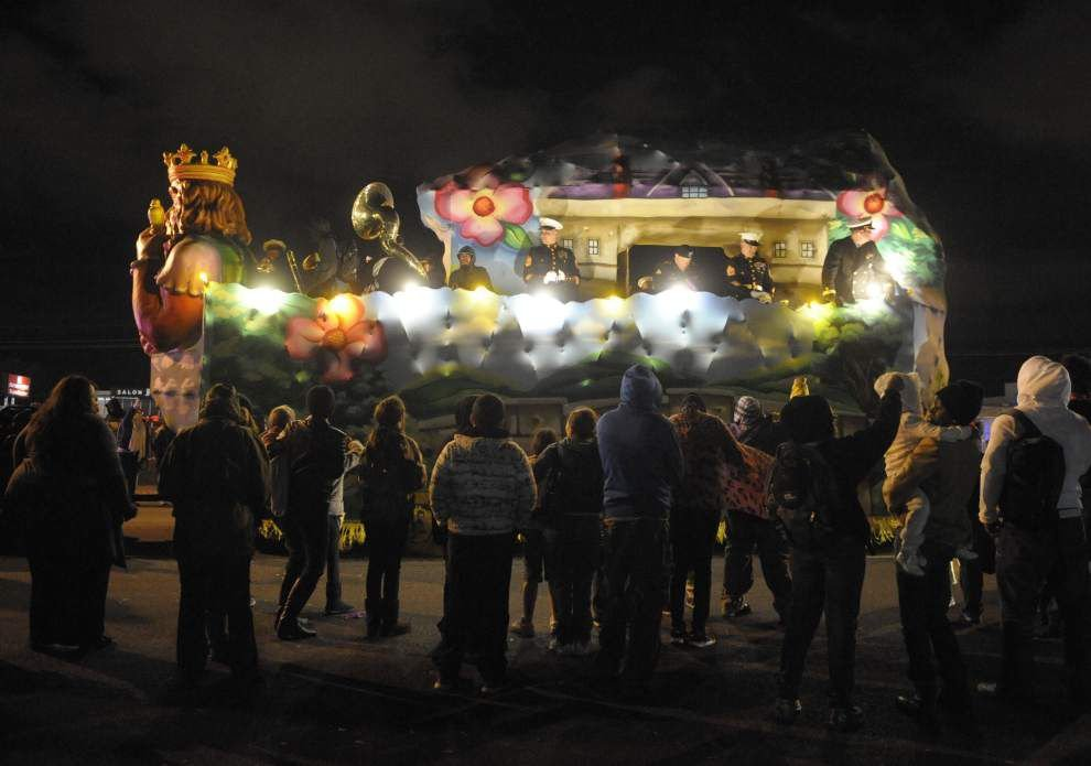 Zeus withdraws application to parade in St. Charles Parish _lowres