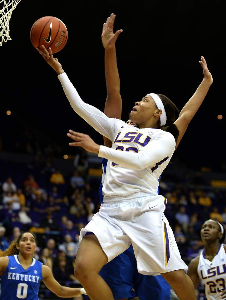 LSU women drop another ranked foe in 84-79 victory over No. 10 Kentucky _lowres