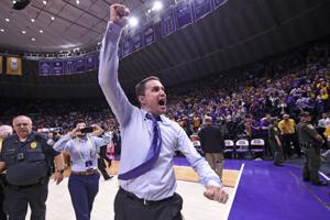 Report: LSU basketball lands commitment from Brandon Murray, a three-star SG from Florida