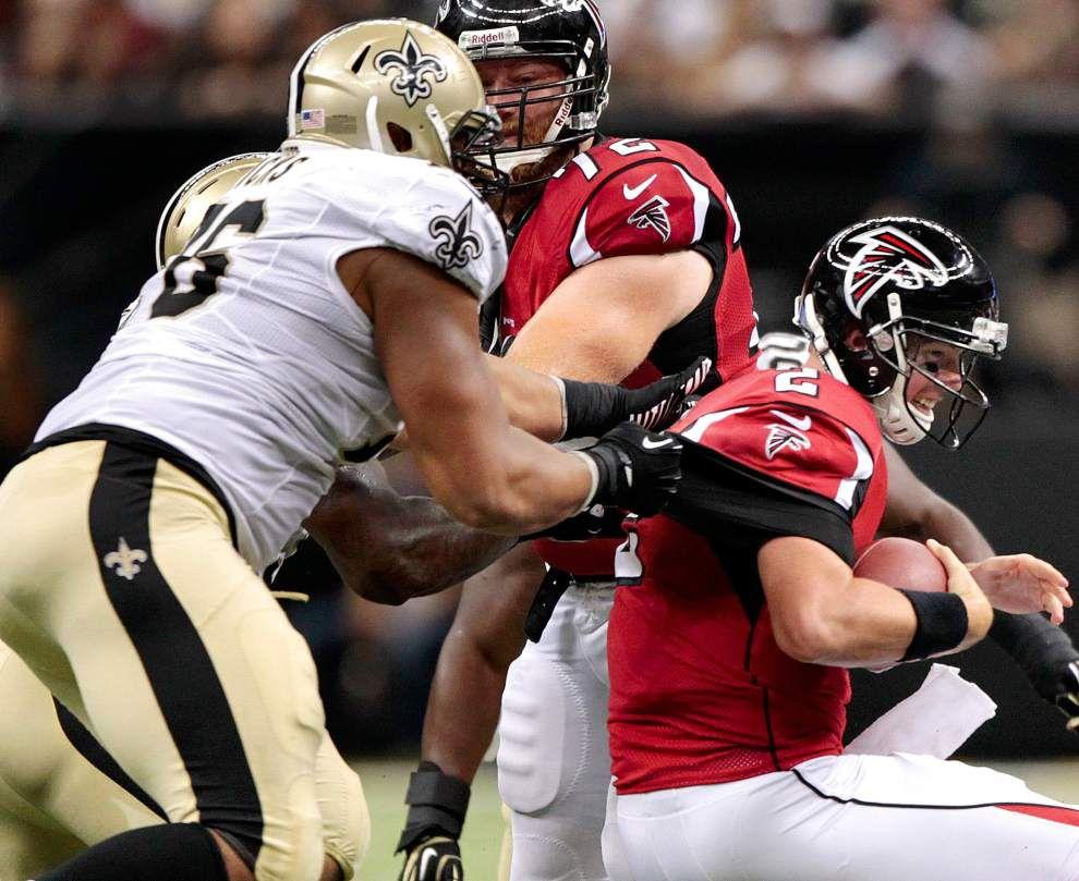 Photos: Saints 23 Falcons 17 _lowres