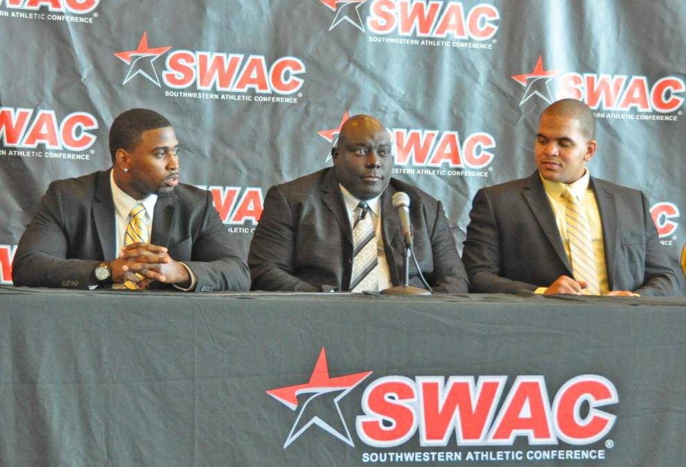 Southern 'ready to go' at SWAC title game _lowres