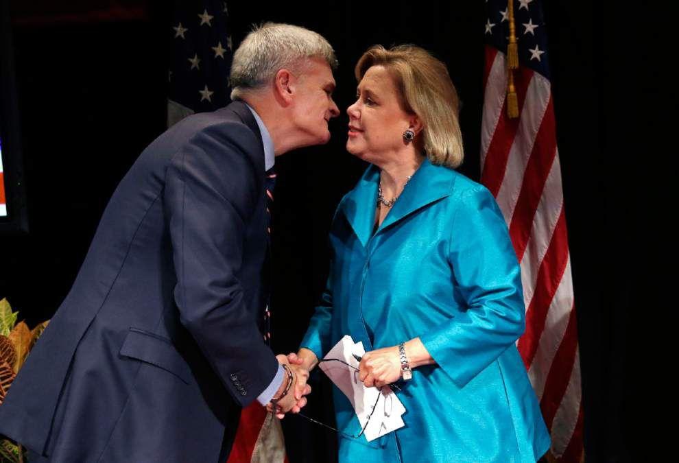 Razor-thin margin separates Mary Landrieu, Bill Cassidy in latest U.S. Senate poll _lowres