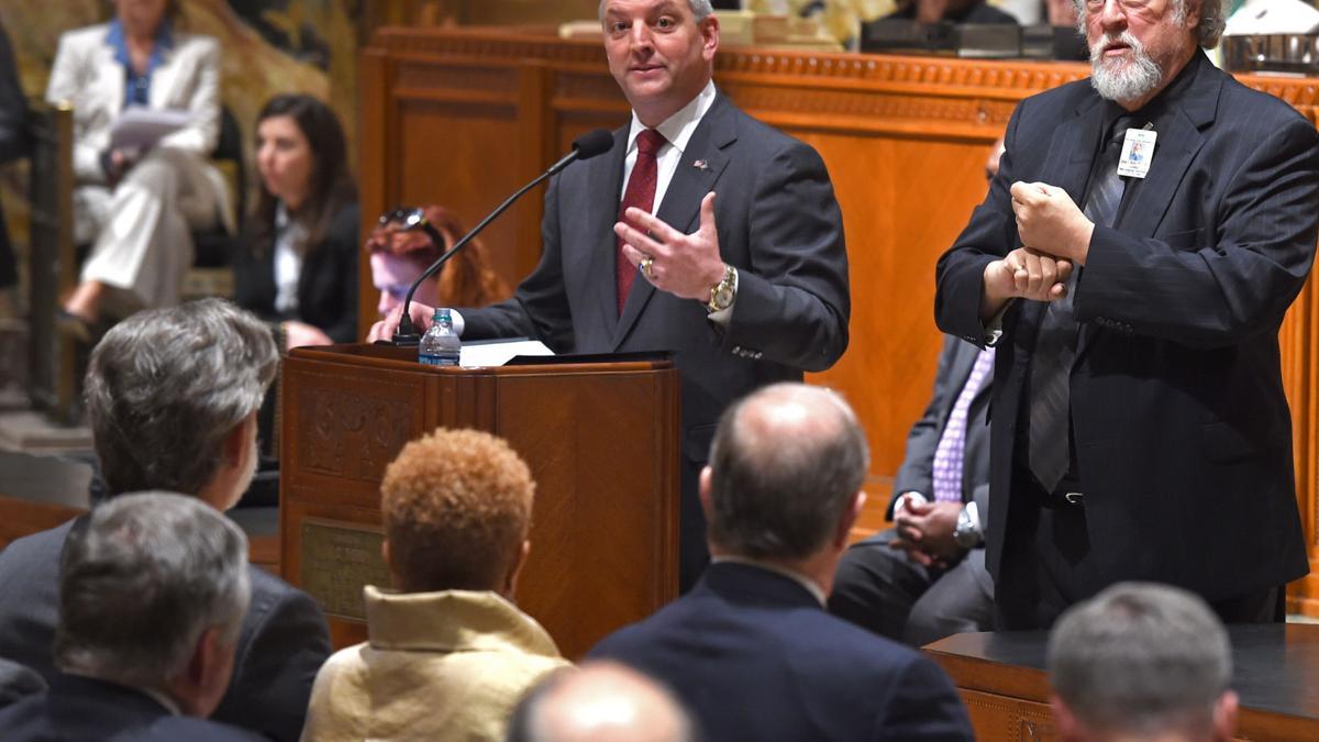 Legislative deal in works to help close Louisiana's budget deficit