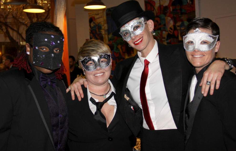 Steven Forster's Party Central: New Orleans Pride's 5th annual Masquerade Party _lowres