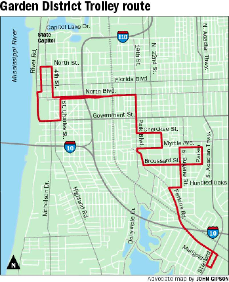 Garden District trolley gets rolling _lowres