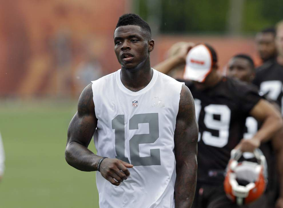 Browns' Josh Gordon meets with NFL regarding appeal _lowres