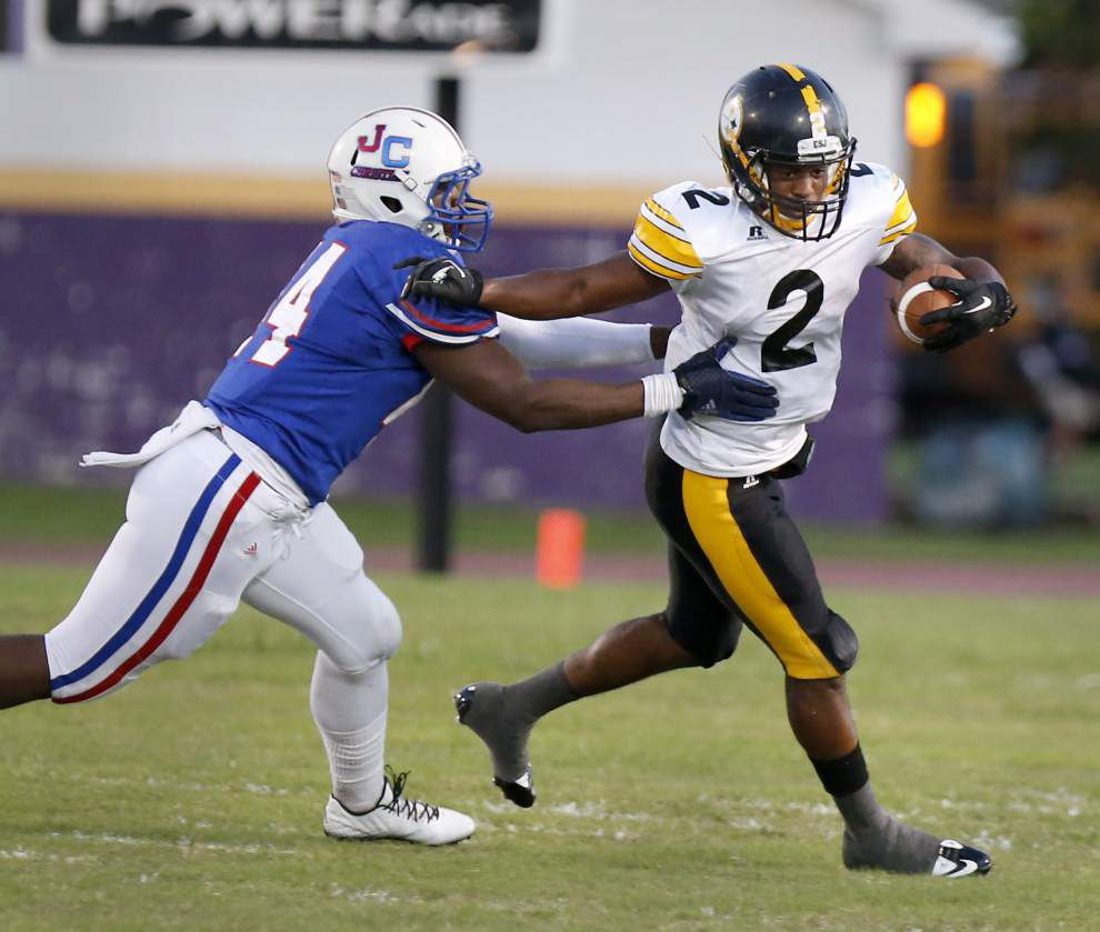 John Curtis too much for East St. John _lowres