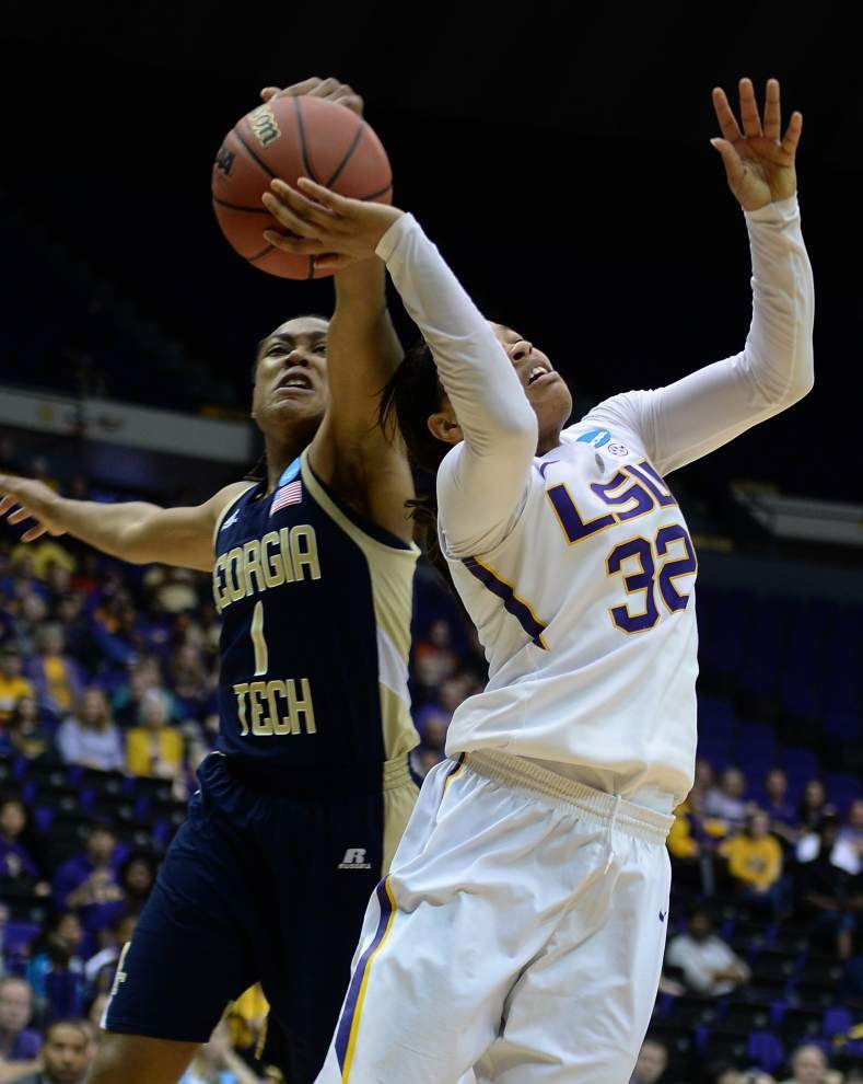 Video: Ballard says LSU's focus got it past Georgia Tech _lowres