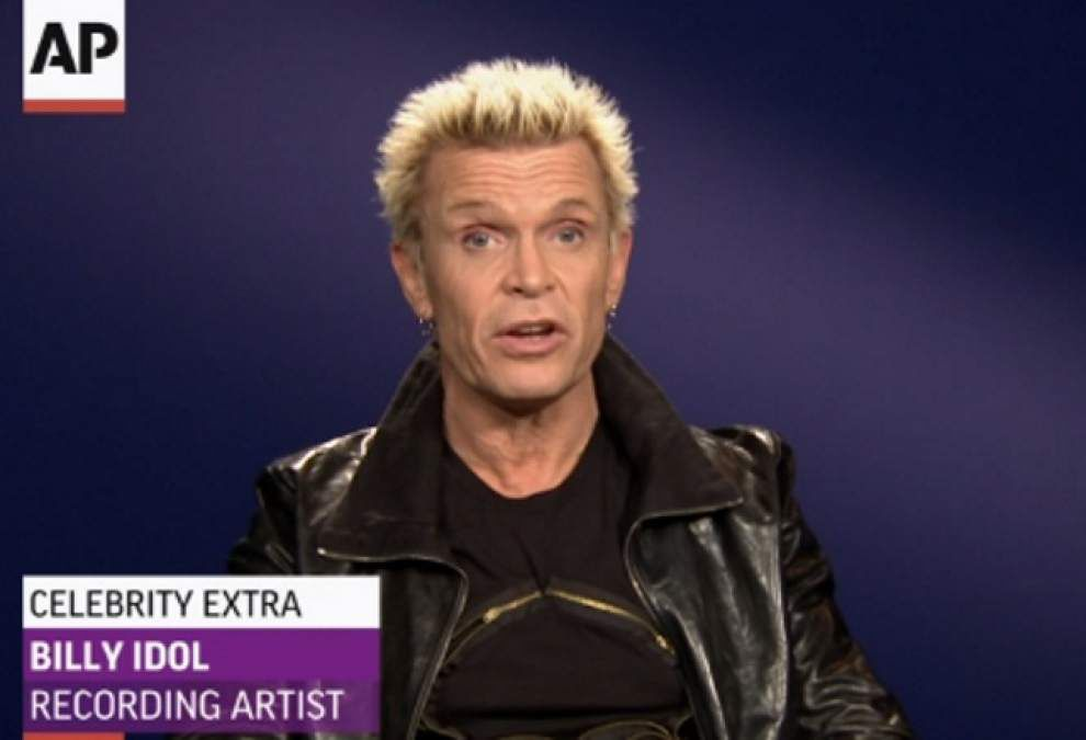 What's next for Billy Idol? _lowres