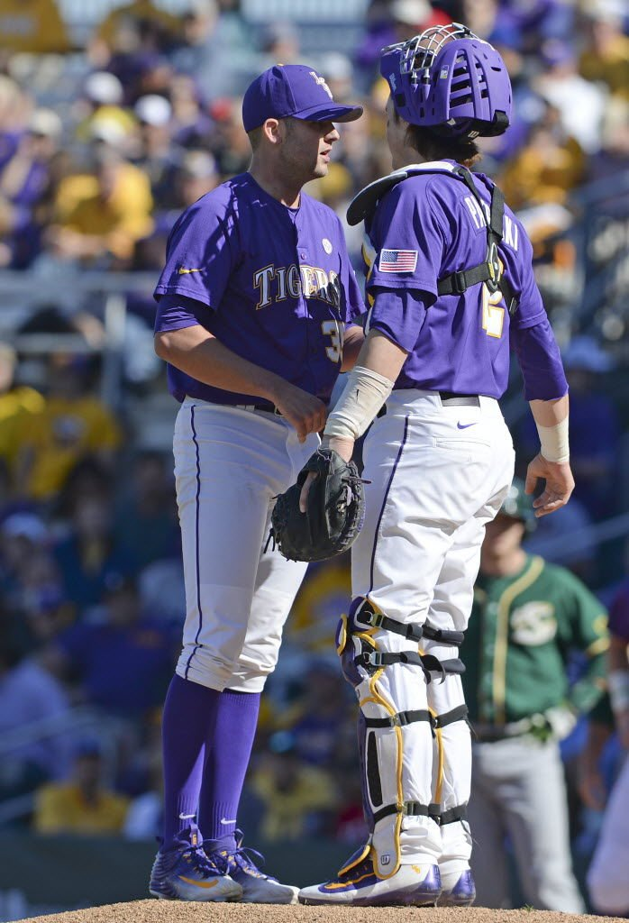 LSU baseball Twitter mailbag: you asked about Alex Lange, the MLB ...