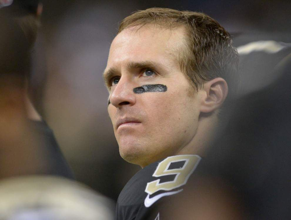 Drew Brees favors taking away some power from Roger Goodell _lowres
